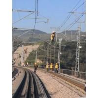 铁梯车 轨道梯车铁路用检测钢管梯车  绝缘梯车