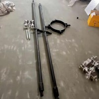 铁路整杆器 铁路支柱矫正器 接触网支柱扶正调整工具
